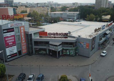 """Търговски център """"ЕМ Дизайн"""""""